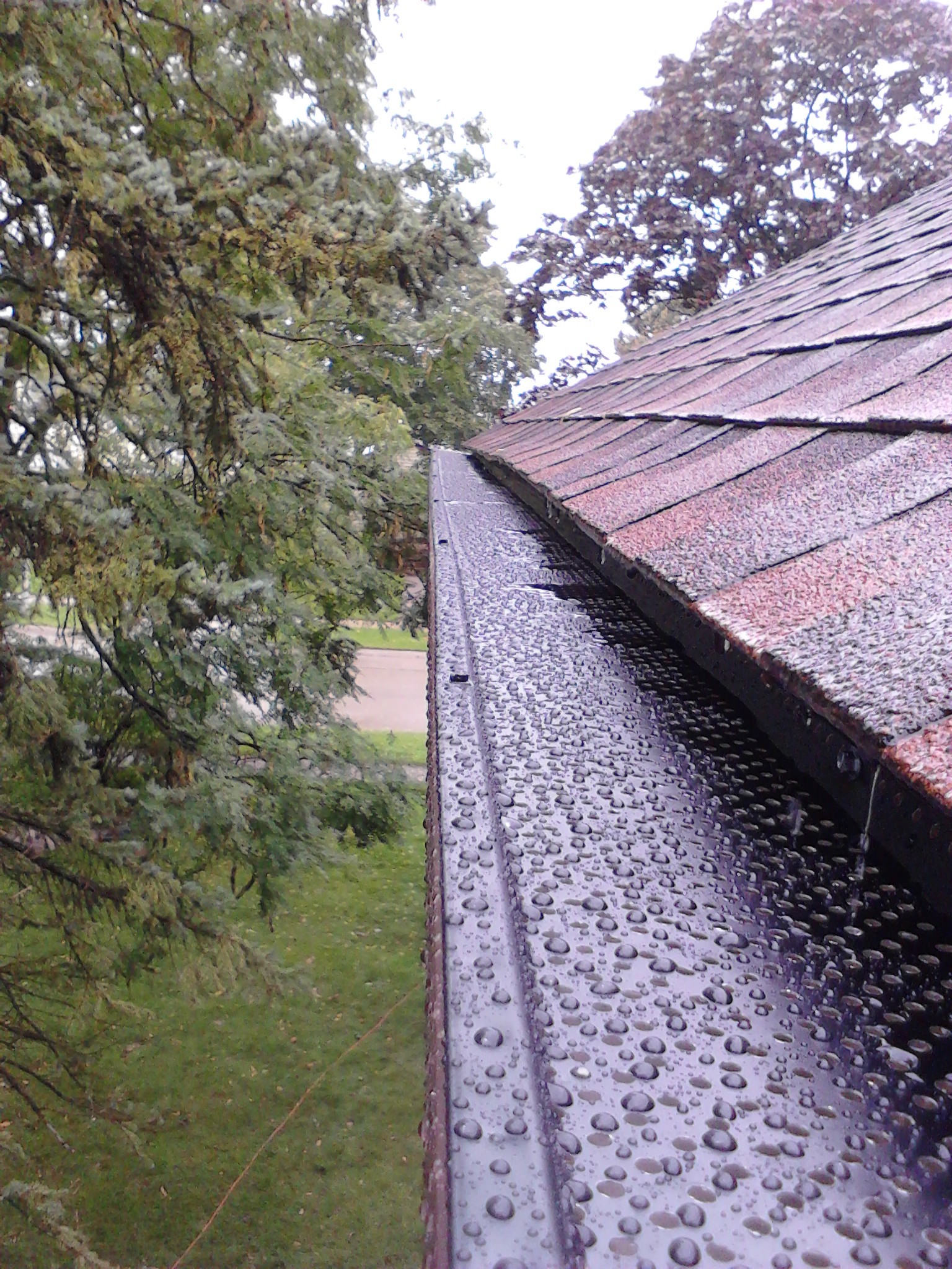 Gutter Guard Leaf Protection Amp Gutter Covers With